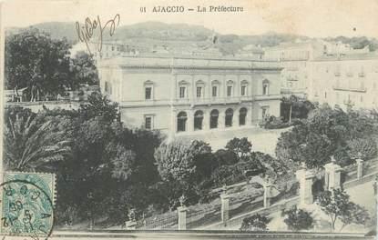 """CPA FRANCE 20 """" Corse, Ajaccio, La Préfecture"""""""