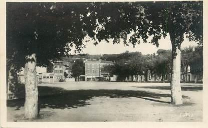 """CPA FRANCE 38 """"Le Péage de Roussillon, Place ¨Paul Morand"""""""