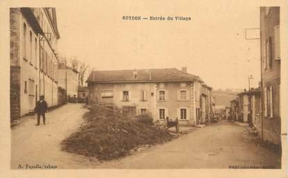 """CPA FRANCE 38 """"Roybon, Entrée du village"""""""