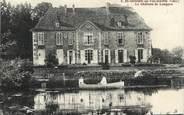 "38 Isere CPA FRANCE 38 ""St Geoire en Valdaine, Le Château Longpra"""