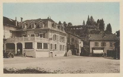 "CPA FRANCE 38 ""St Geoire en Valdaine, Hôtel du Val d'Ainan"""