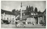 """38 Isere CPSM FRANCE 38 """"St Geoire en Valdaine, Place de l'église"""""""