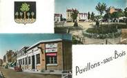 """93 Seine Saint Deni CPSM FRANCE 93 """" Pavillons sous bois, Vues"""""""