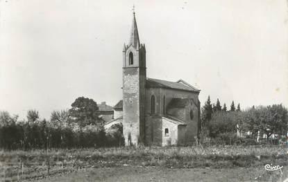 """CPSM FRANCE 84 """" Les Vignères, L'église"""""""