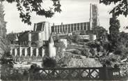 """81 Tarn CPSM FRANCE 81 """" Albi, Basilique Ste Cécile, le Musée et les remparts"""""""