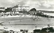 """29 Finistere CPSM FRANCE 29 """" Roscoff, La plage et l'Institut de Roc""""h-Kroum"""""""