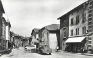 """38 Isere CPSM FRANCE 38 """"Viriville, Place des Buttes"""""""