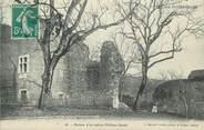"""38 Isere CPA FRANCE 38 """"Tullins, Ruines d'un ancien château féodal"""""""