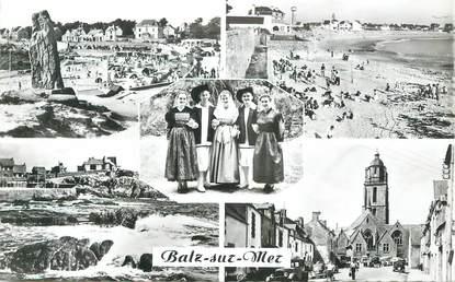 """CPSM FRANCE 44 """" Batz sur Mer, Vues"""""""
