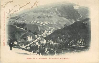 """CPA FRANCE 38 """" St Pierre de Chartreuse"""""""