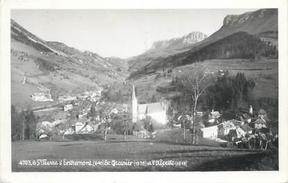 """CPA FRANCE 38 """" St Pierre d'Entremont, Le Granier et l'Algette"""""""