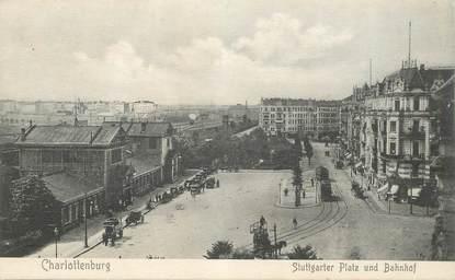 """CPA ALLEMAGNE """"Charlottenburg"""""""