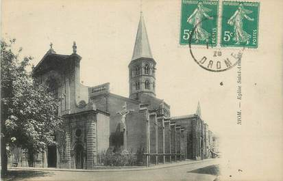 "CPA FRANCE 63 "" Riom, Eglise St Amable"""
