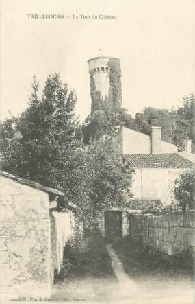 """CPA FRANCE 17 """" Taillebourg, La Tour du Château"""""""