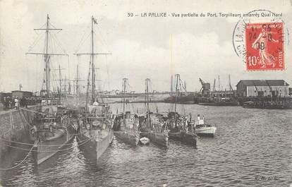 """CPA FRANCE 17 """" La Pallice, Vue partielle du Port"""""""