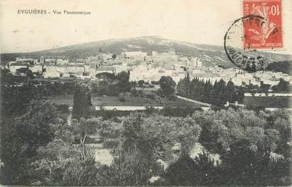 """CPA FRANCE 13 """" Eyguières, Vue panoramique"""""""