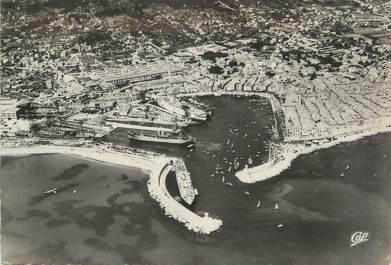 """CPSM FRANCE 13 """"La Ciotat, Le port et vue générale"""""""