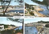 """13 Bouch Du Rhone CPSM FRANCE 13 """"Sausset - Les Pins, Vues"""""""