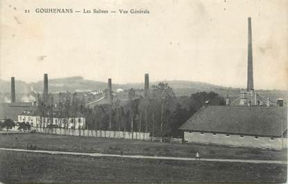 """CPA FRANCE 70 """" Gouhenans, Les salines"""""""