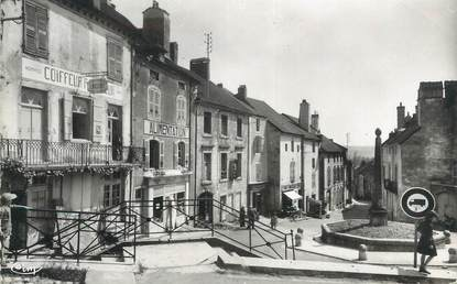 "CPSM FRANCE 70 "" Champlitte, Rue du Bourg"""