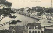 "29 Finistere CPA FRANCE 29 "" Audierne, Les quais"""