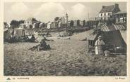 "29 Finistere CPA FRANCE 29 "" Audierne, La plage"""