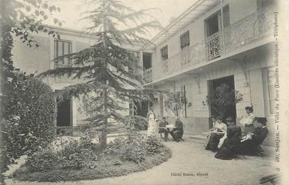 """CPA FRANCE 17 """" Saujon, Villa du Parc"""""""