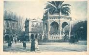 """Algerie CPA ALGERIE """" Blida, Place d'Armes , le kiosque"""""""