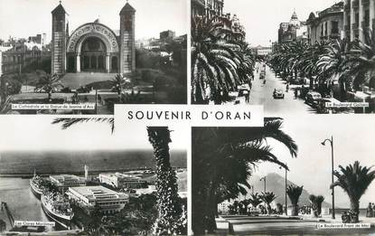 "CPSM ALGERIE "" Oran, Vues"""