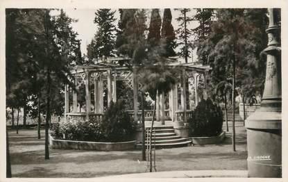 "CPSM ALGERIE ""Affreville, Square Eugène Jourdan, La Pergola"""