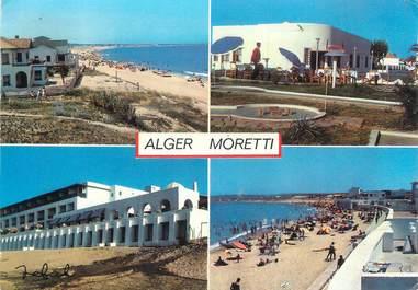 "CPSM ALGERIE ""Alger Moretti, Vues"""
