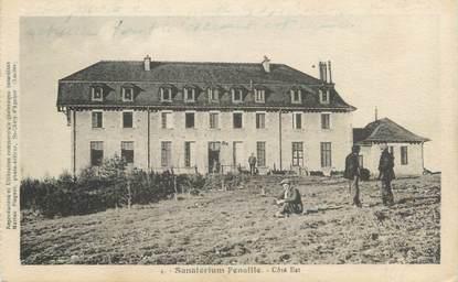 """CPA FRANCE 48 """" St Chély d'Apcher, Le Sanatorium Fenaille"""""""