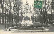 """89 Yonne CPA FRANCE 89 """" Sens, Le monument patriotique Boulevard du Jeu de Paume"""""""