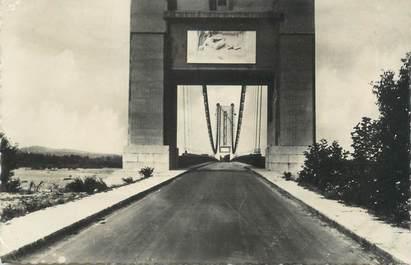 """CPSM FRANCE 84 """" Cavaillon, Le nouveau pont sur la Durance"""""""