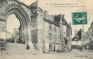 """58 Nievre CPA FRANCE 58 """"La Charité sur Loire, L'ancien portail et la Place des Pêcheurs"""""""