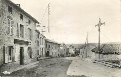"CPSM FRANCE 63 ""St Romain, Rue principale"""