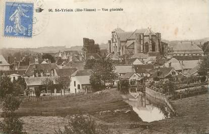 """CPA FRANCE 87 """"St Yrieix, Vue générale"""""""