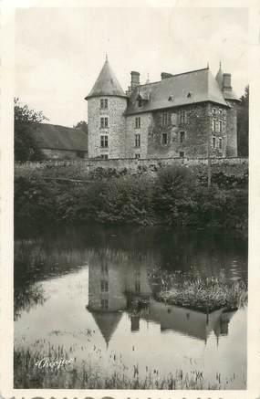 """CPSM FRANCE 87 """"St Germain les Belles, Le Château de Curzac"""""""