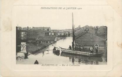 "CPA FRANCE 94 ""Alfortville, Rue de Constantine"""