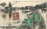"""94 Val De Marne CPA FRANCE 94 """" Bry sur Marne, Le Chemin de Halage"""""""