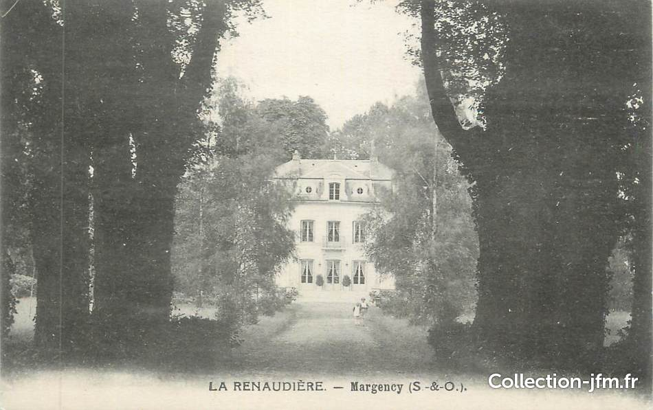 Cpa france 95 margency 95 val d 39 oise autres communes for Liste communes oise