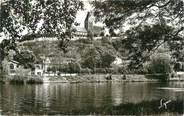 """95 Val D'oise CPSM FRANCE 95 """"Herblay, La Seine et l'église"""""""