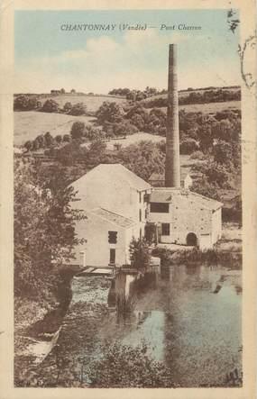 "CPA FRANCE 85 ""Chantonnay, Pont Charron"""
