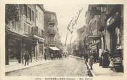 """25 Doub CPA FRANCE 25 """" Montbéliard, Rue Cuvier"""""""