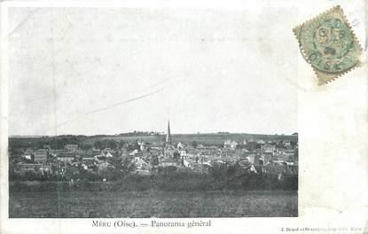 """CPA FRANCE 60 """" Méru, Panorama général"""""""