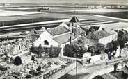 """91 Essonne CPSM FRANCE 91 """" Bretigny sur Orge, L'église"""""""