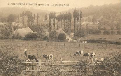 """CPA FRANCE 91 """" Villers le Bacle, Le Moulin Neuf"""""""
