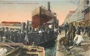 """Grece CPA GRECE """"Salonique, débarquement des alliés"""""""