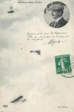 "CPA FRANCE 78 ""Buc, Aérodrome Blériot"" / AVIATION"