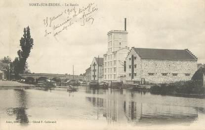 "CPA FRANCE 44 "" Nord sur Erdre, Le bassin"""